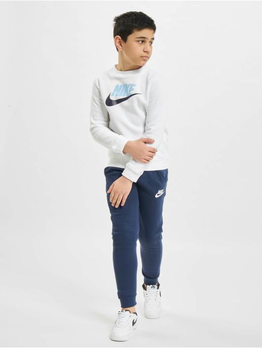Nike Pullover Club HBR Crew weiß