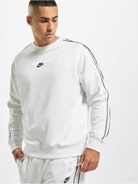 Nike Pullover Repeat PK white