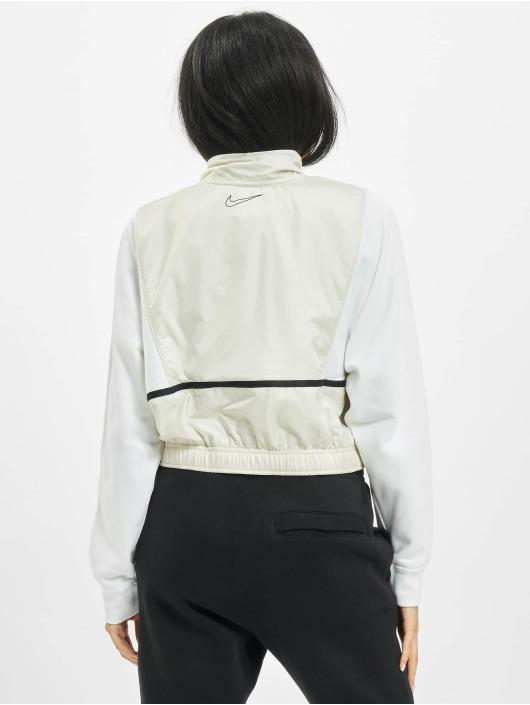 Nike Pullover QZ Archive Remix white