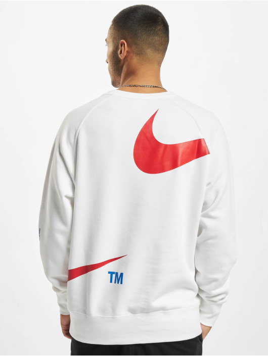 Nike Pullover Swoosh Crew white