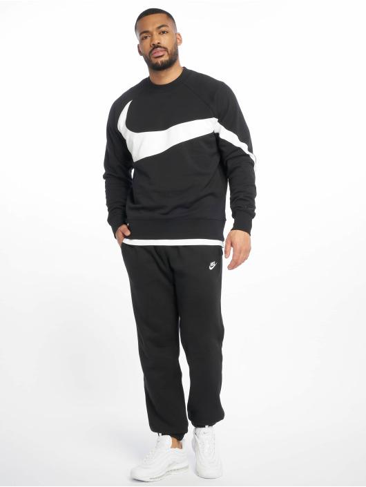 Nike Pulóvre HBR Crew Fit èierna