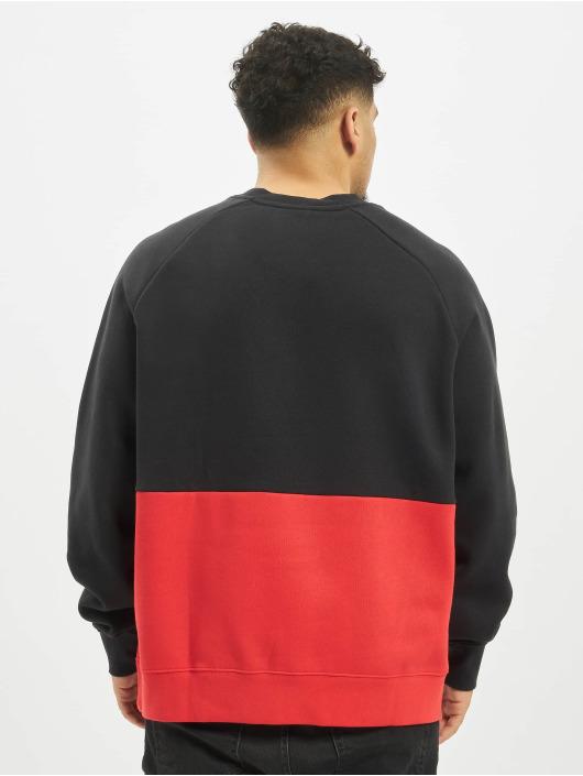 Nike Pulóvre Crew Fleece èierna