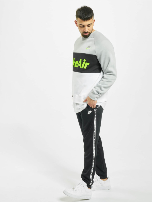 Nike Pulóvre Crew Fleece šedá