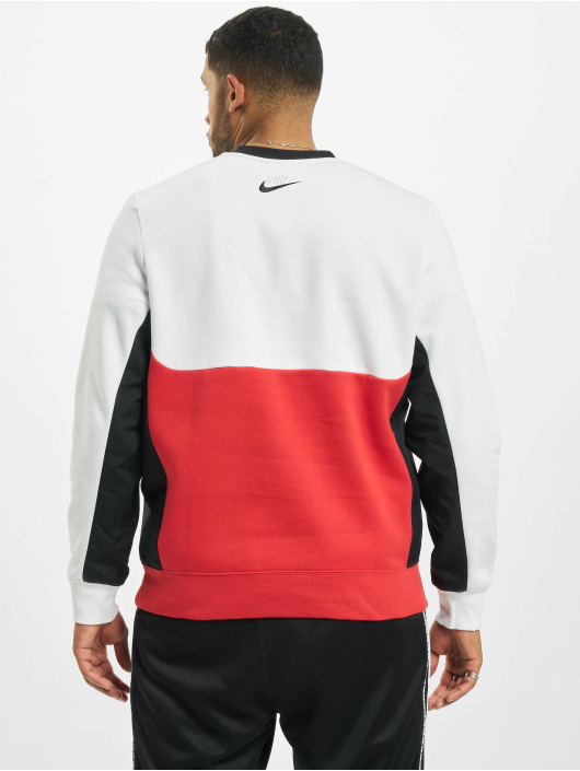 Nike Pulóvre Air Crew Fleece biela