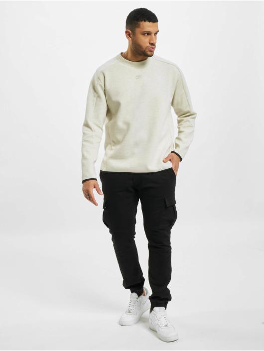 Nike Pulóvre M Nsw Tech Fleece Crw Revival biela