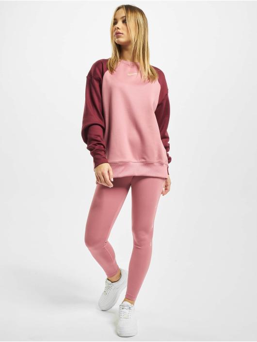 Nike Pulóvre Thrm All-Tm Fc Cw Pp5 Cb pink