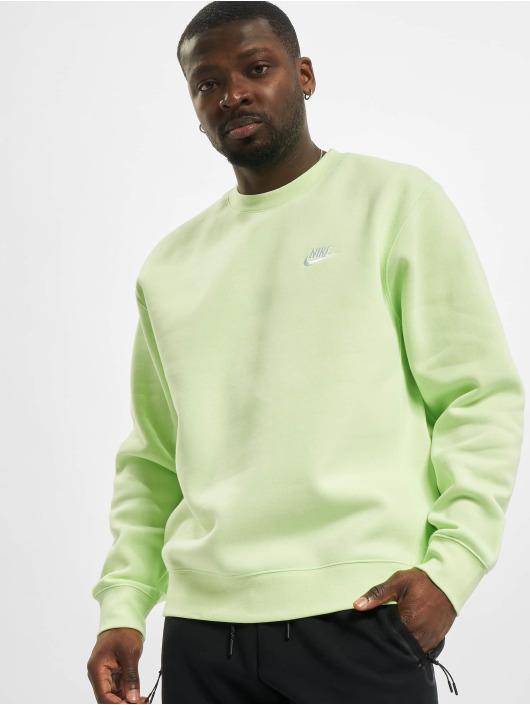 Nike Pulóvre Sportswear Club zelená