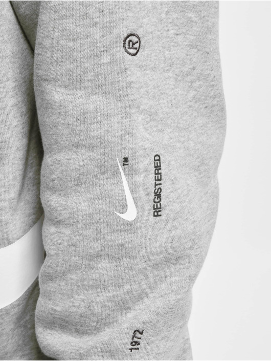 Nike Puserot Swoosh Sbb Crew harmaa