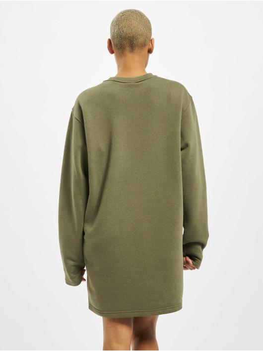 Nike Robe Air Crew Fleece olive
