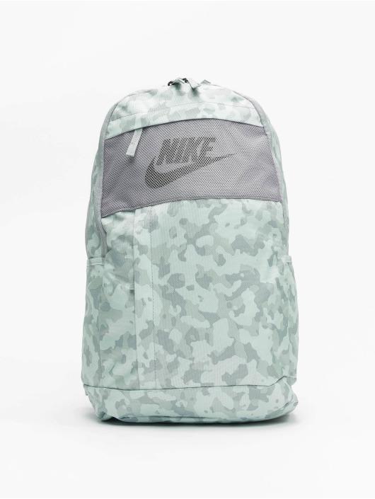 Nike Rucksack Elemental 2.0 AOP grün