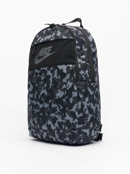 Nike Rucksack Elemental 2.0 AOP schwarz