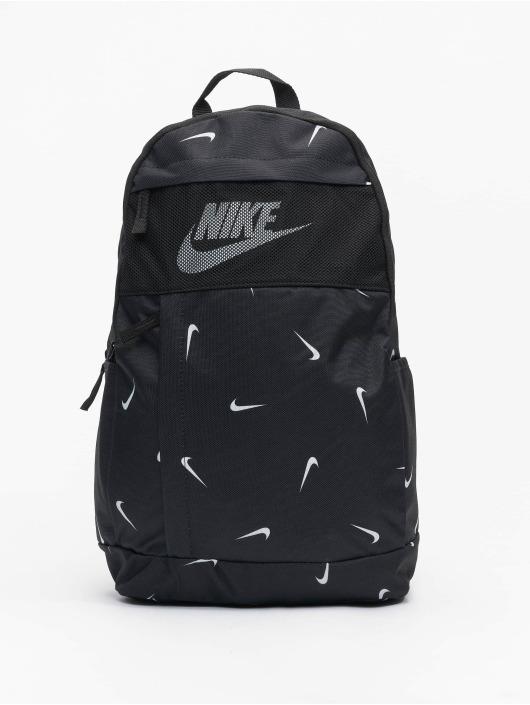 Nike Rucksack Elemental AOP 1 schwarz