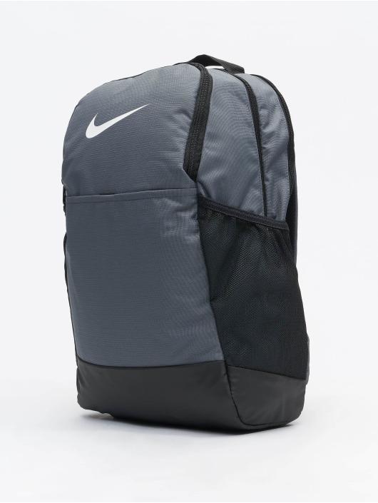 Nike rugzak Brasilia 9.0 (24l) grijs