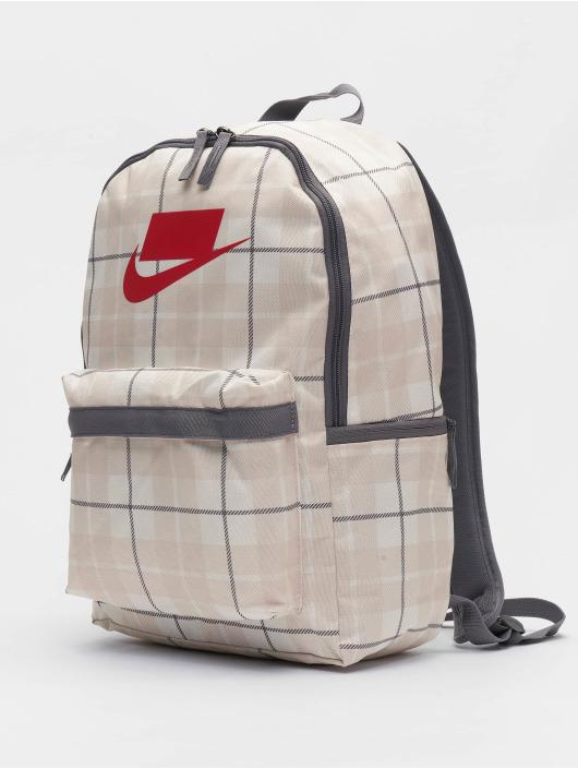Nike Ryggsekker Heritage 2.0 AOP beige