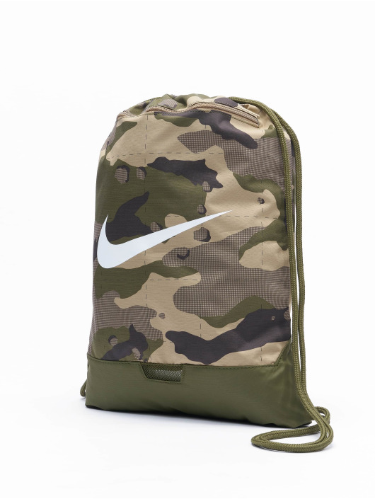 Nike Sac à cordons Drwstrg 9.0 kaki