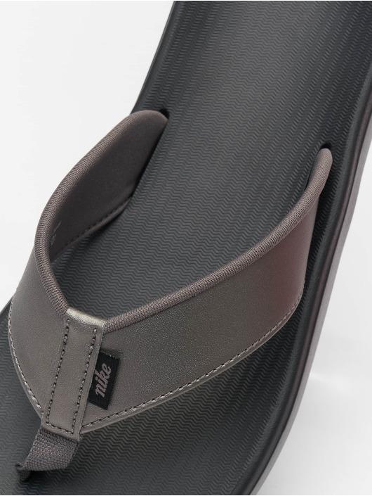 Nike Sandalen Kepa Kai Thong grau
