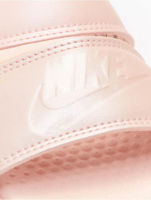 Nike Sandalen Benassi Duo Ultra Slide pink