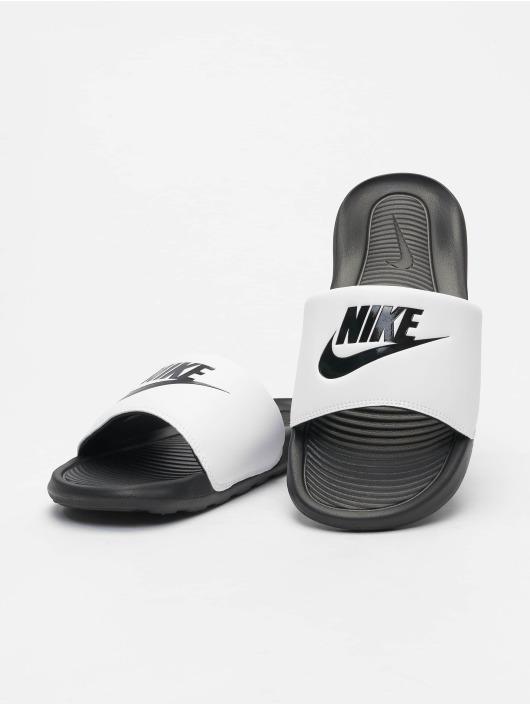 Nike Sandalen Victori One Slide schwarz