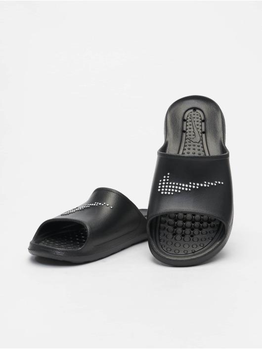 Nike Sandalen Victori One Shower Slide schwarz