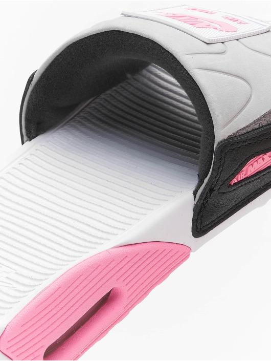 Nike Sandalen Air Max 90 weiß