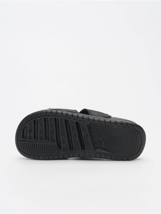 Nike Sandali Benassi Duo Ultra Slide nero