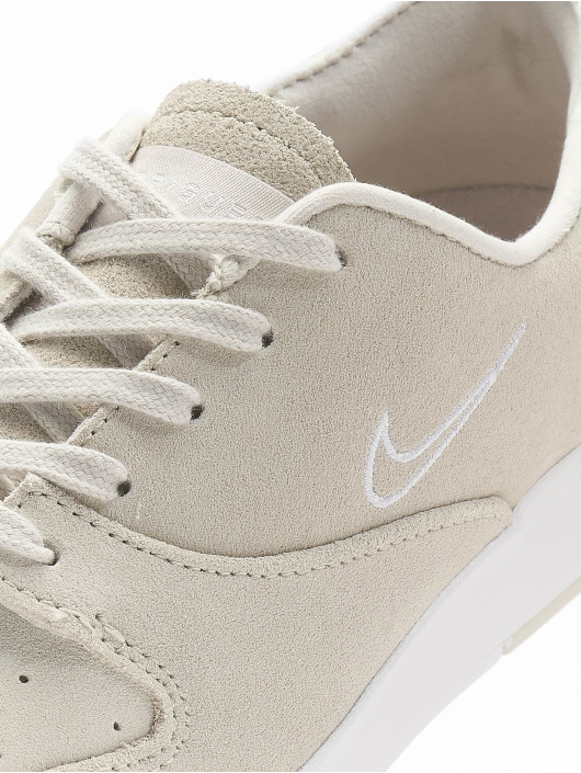 Nike SB Сникеры Zoom P-Rod X бежевый