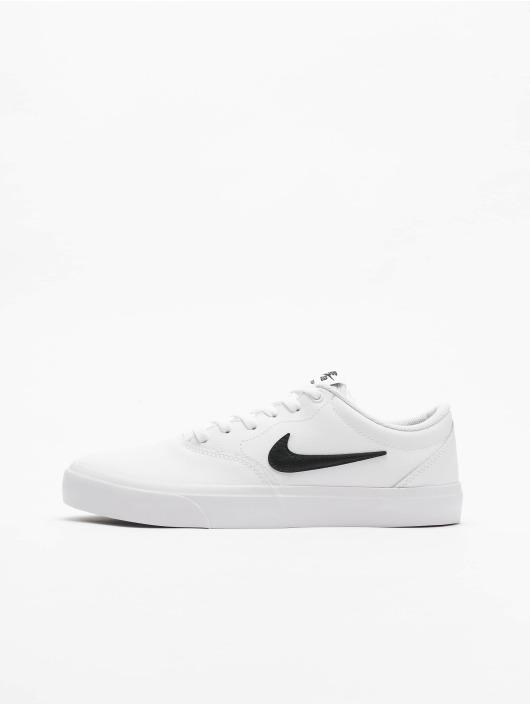 Nike SB Сникеры SB Charge Prm белый