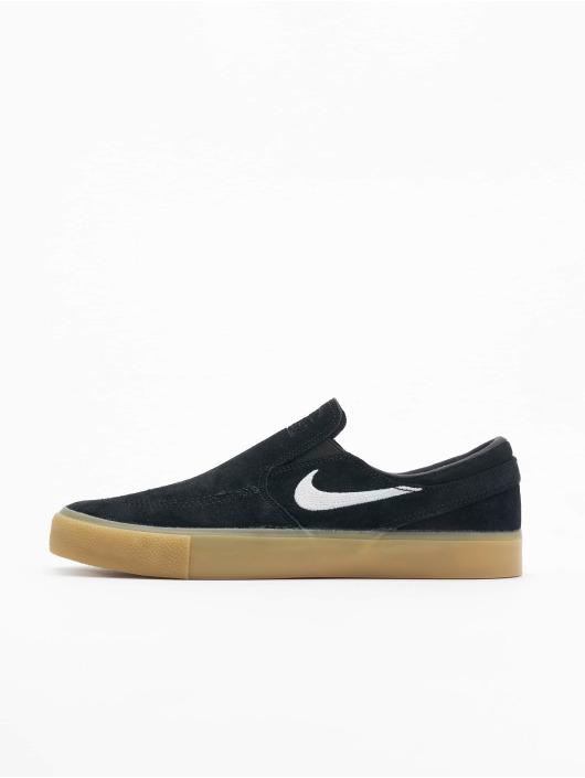 Nike SB Сникеры Zoom Janoski Slip RM черный