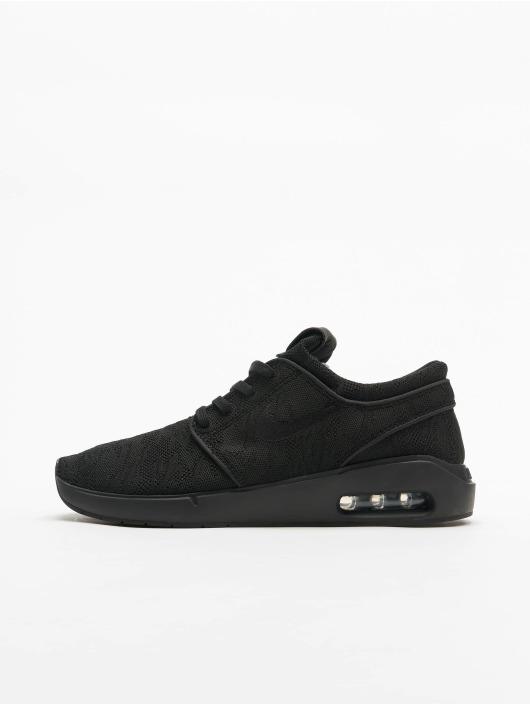 Nike SB Сникеры Air Max Janoski 2 черный