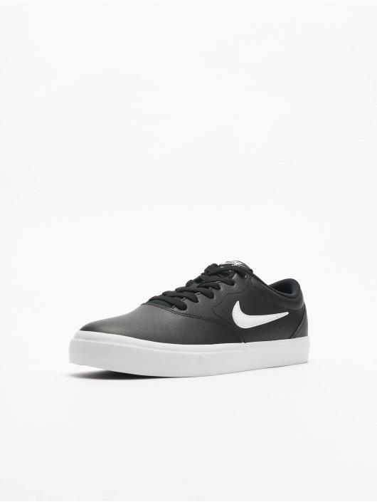 Nike SB Сникеры SB Charge Prm черный