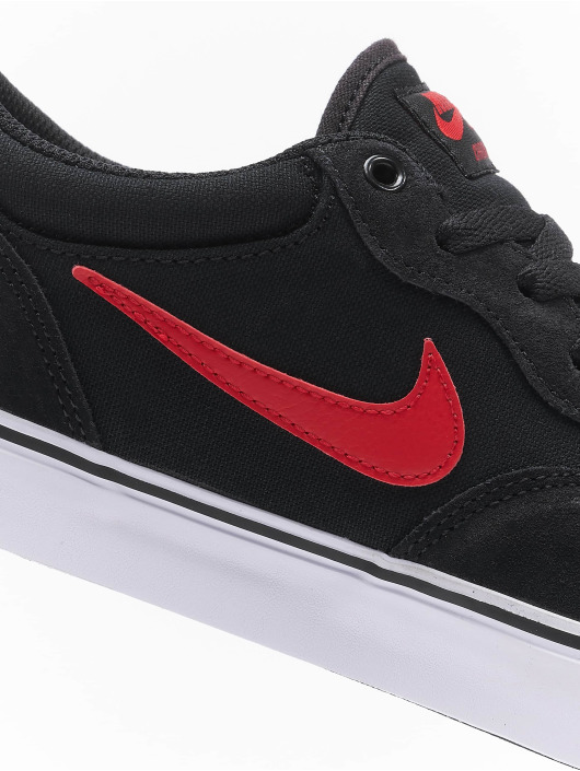 Nike SB Сникеры SB Chron 2 черный
