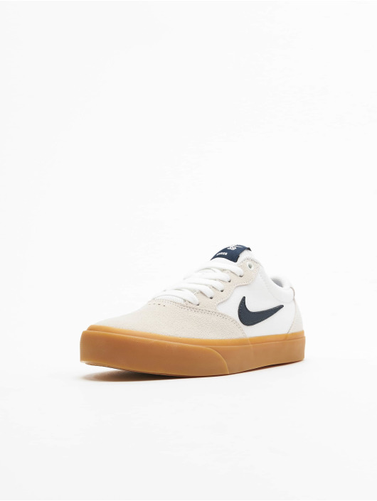 Nike SB Baskets SB Chron SLR blanc