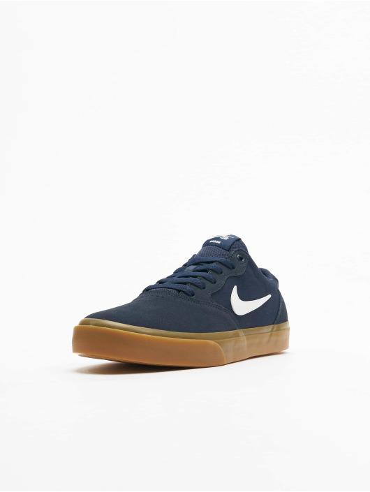 Nike SB Baskets SB Chron SLR bleu