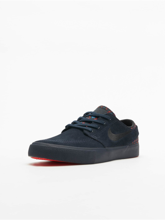 Nike SB Baskets Zoom Janoski RM Prm bleu