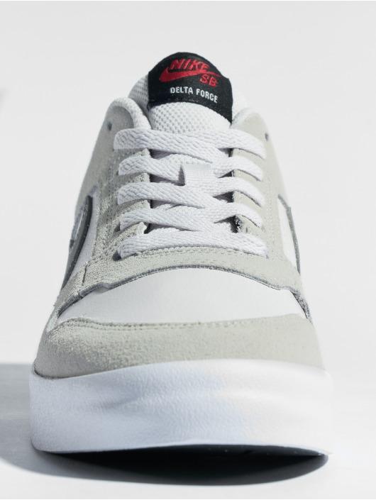 Nike SB   Delta Force Vulc gris Homme Baskets 502720 c439d2bb11e1
