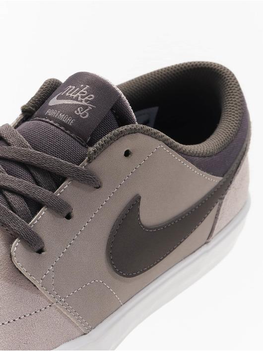 Nike SB Baskets SB Solarsoft Portmore II Skateboarding gris