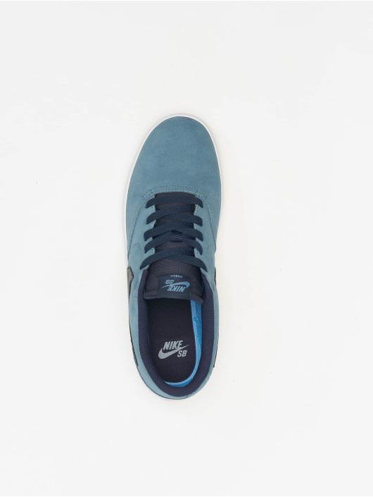 Nike SB Baskets Check Solarsoft Skateboarding gris