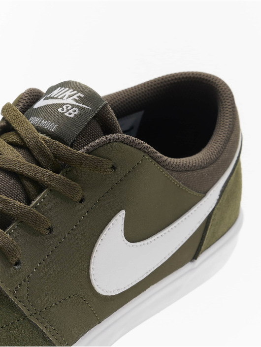 Nike SB Baskets Portmore lI Solar kaki
