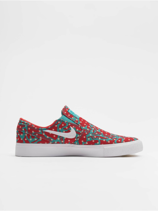 Nike SB Baskets Zoom Janoski Slip Canvas multicolore