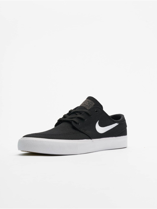 Nike SB Baskets SB Zoom Janoski Canvas noir
