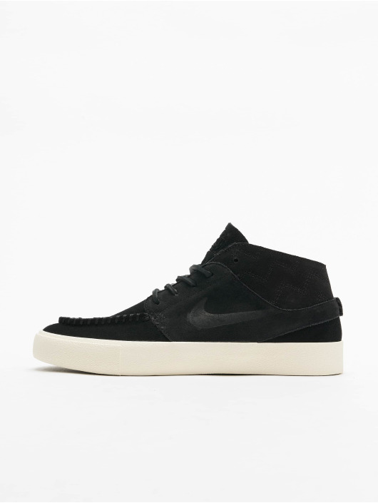 Nike SB Baskets Zoom Janoski Mid RM Crafted noir