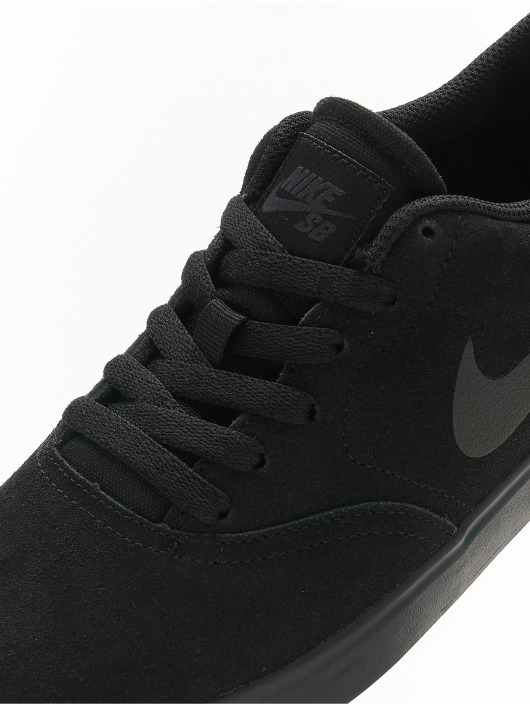 Nike SB Baskets Check Suede (GS) noir