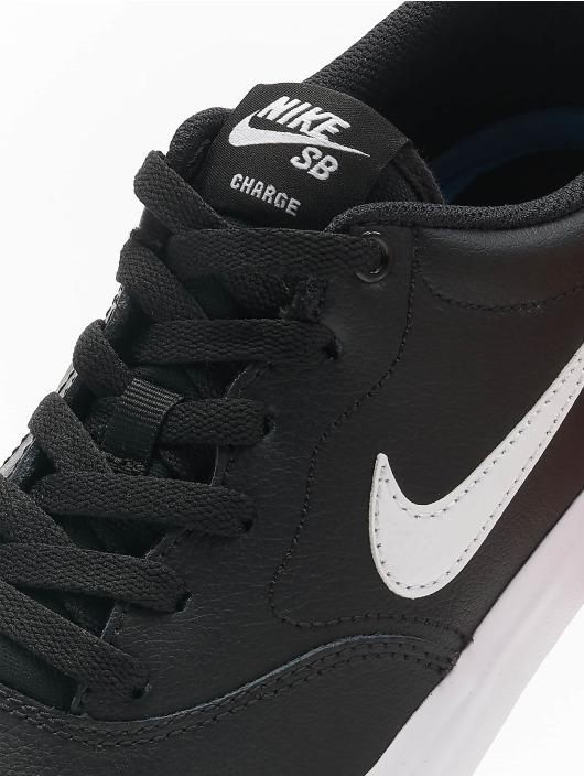 Nike SB Baskets SB Charge Prm noir