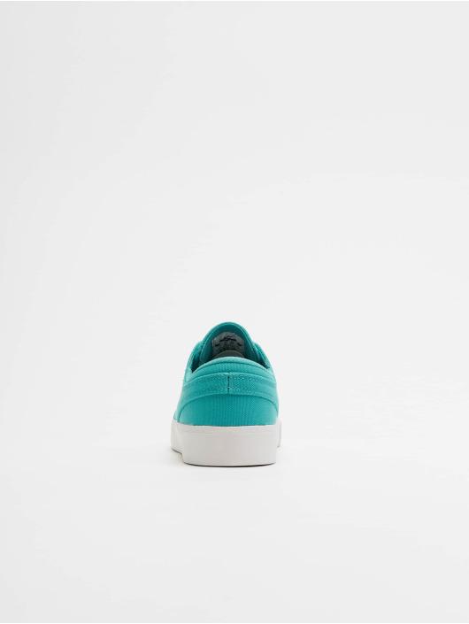 Nike SB Baskets SB Zoom Janoski Canvas turquoise