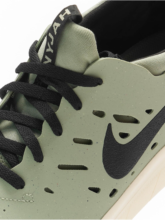 Nike SB Baskets Nyjah Free vert