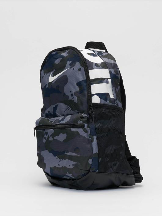 Nike SB Batohy Brasilia M AOP šedá