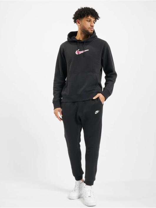 Nike SB Bluzy z kapturem Truck Fleece czarny