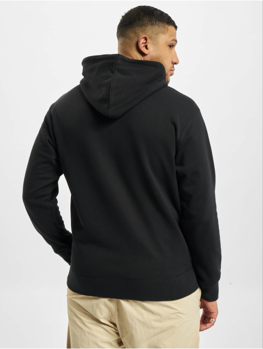 Nike SB Bluzy z kapturem Classic GFX czarny