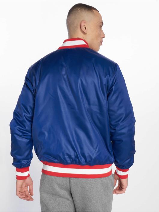 Nike SB Bomber jacket X Nba Transition blue