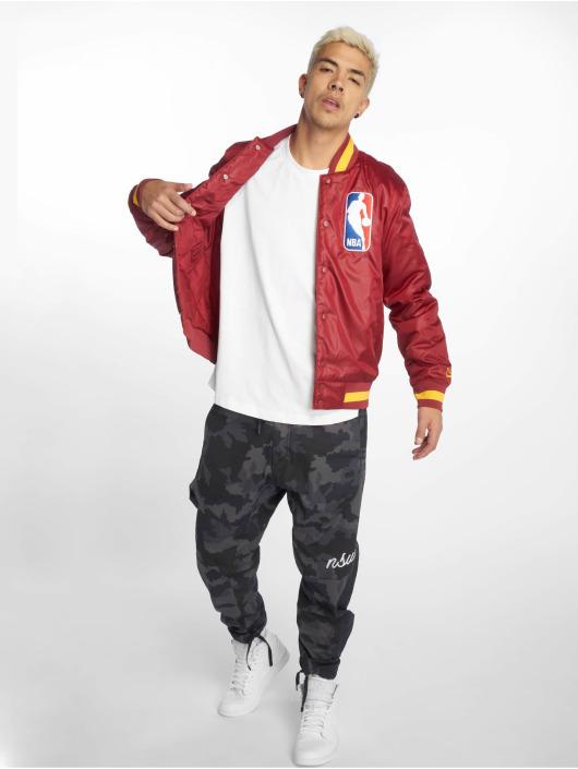 Nike SB Bomber jacket SB X Nba Transition red